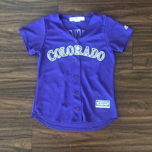 Colorado Rockies Arenado Jersey
